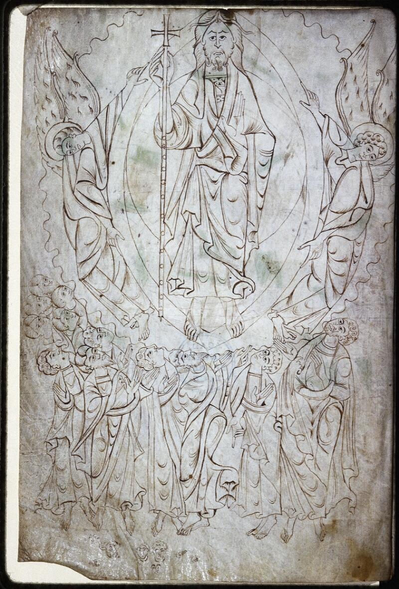Lyon, Bibl. mun., ms. Palais des Arts 022, f. 001v - vue 1