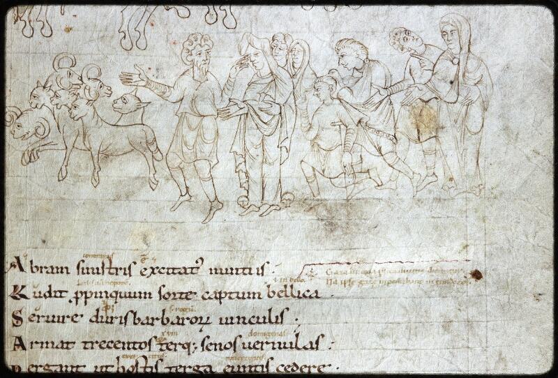 Lyon, Bibl. mun., ms. Palais des Arts 022, f. 003 - vue 3