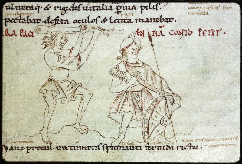 Lyon, Bibl. mun., ms. Palais des Arts 022, f. 004 - vue 3