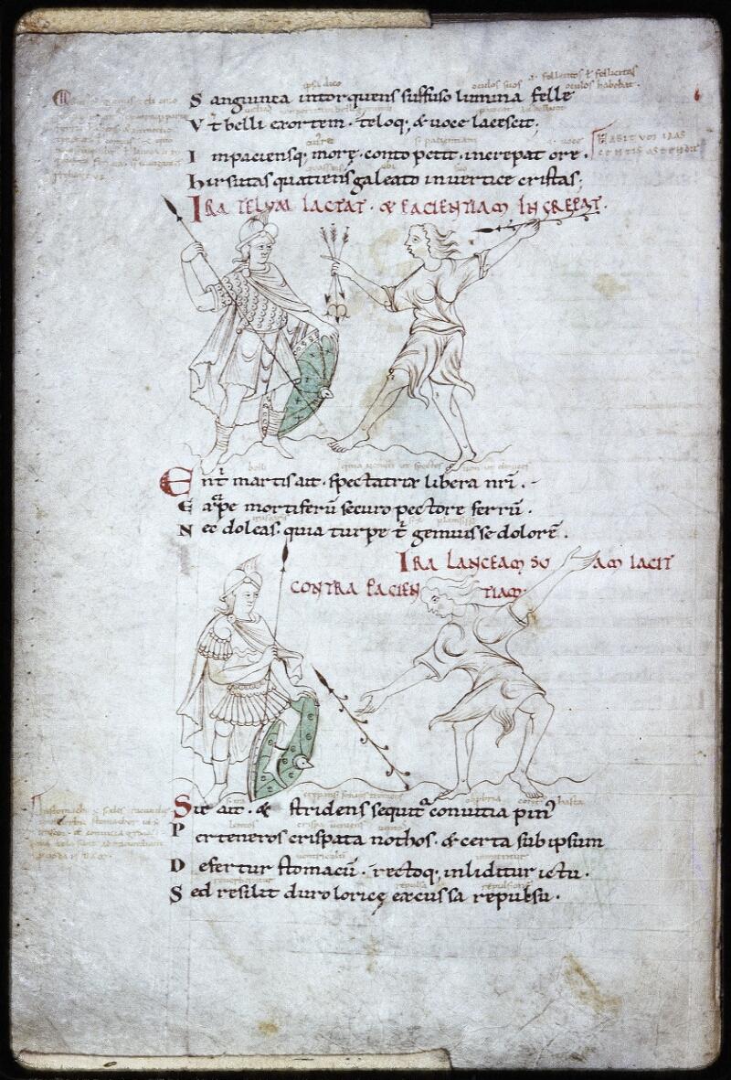 Lyon, Bibl. mun., ms. Palais des Arts 022, f. 004v - vue 1