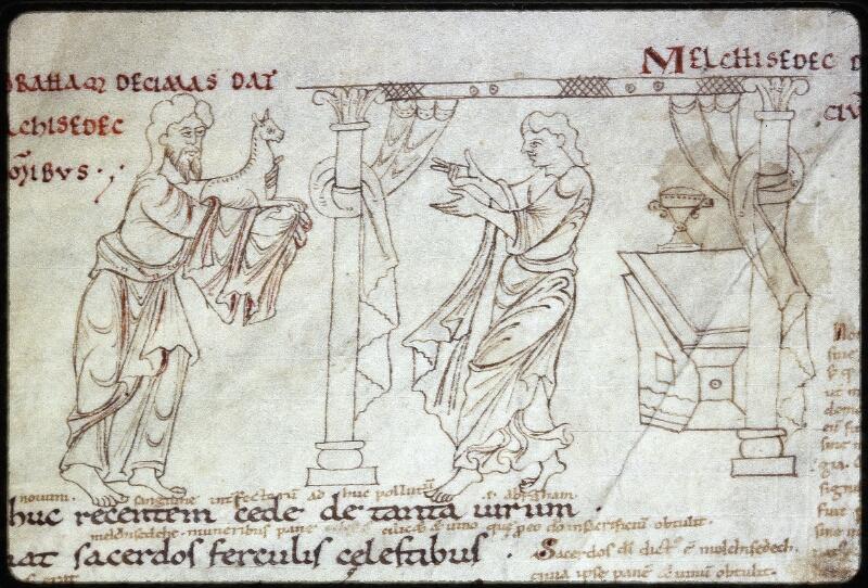 Lyon, Bibl. mun., ms. Palais des Arts 022, f. 005 - vue 2