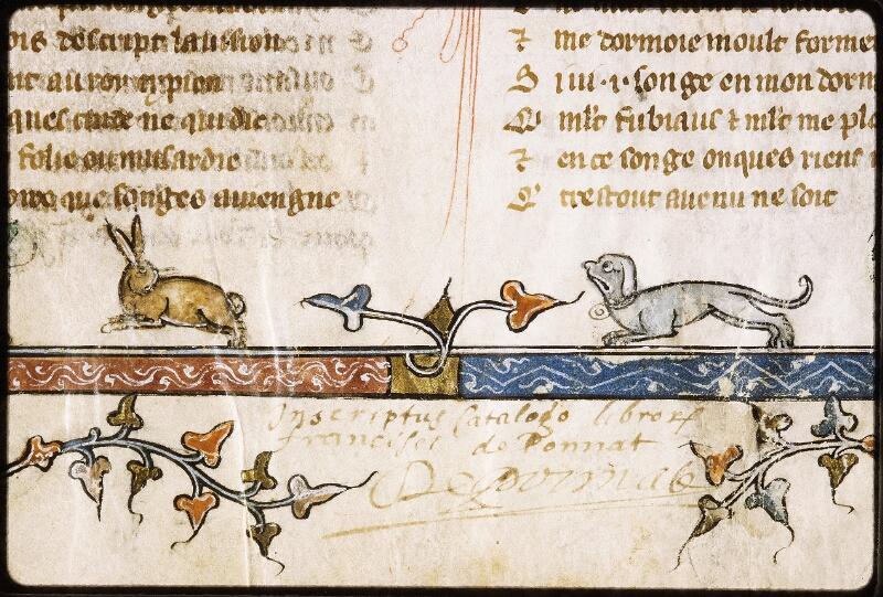 Lyon, Bibl. mun., ms. Palais des Arts 023, f. 002 - vue 6