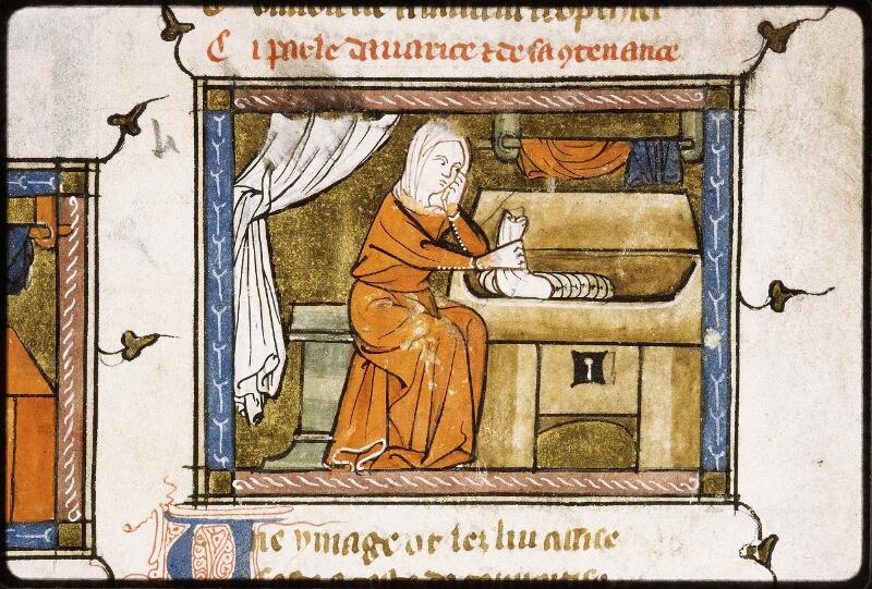 Lyon, Bibl. mun., ms. Palais des Arts 023, f. 003v - vue 2
