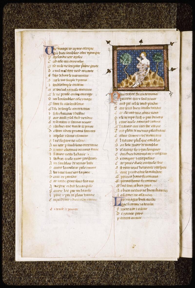 Lyon, Bibl. mun., ms. Palais des Arts 023, f. 005v - vue 1