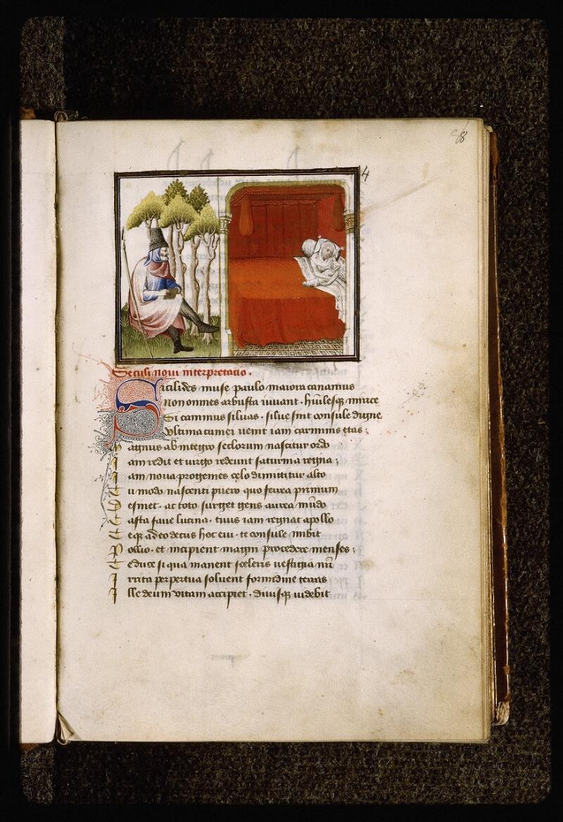 Lyon, Bibl. mun., ms. Palais des Arts 027, f. 008 - vue 1