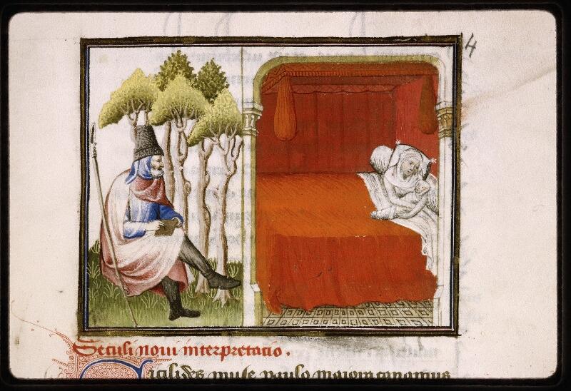 Lyon, Bibl. mun., ms. Palais des Arts 027, f. 008 - vue 2