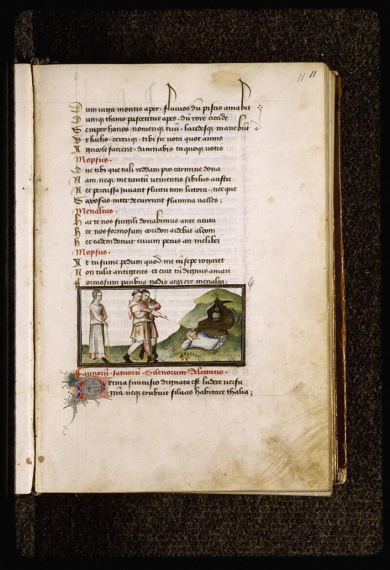 Lyon, Bibl. mun., ms. Palais des Arts 027, f. 011 - vue 1