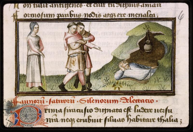 Lyon, Bibl. mun., ms. Palais des Arts 027, f. 011 - vue 2