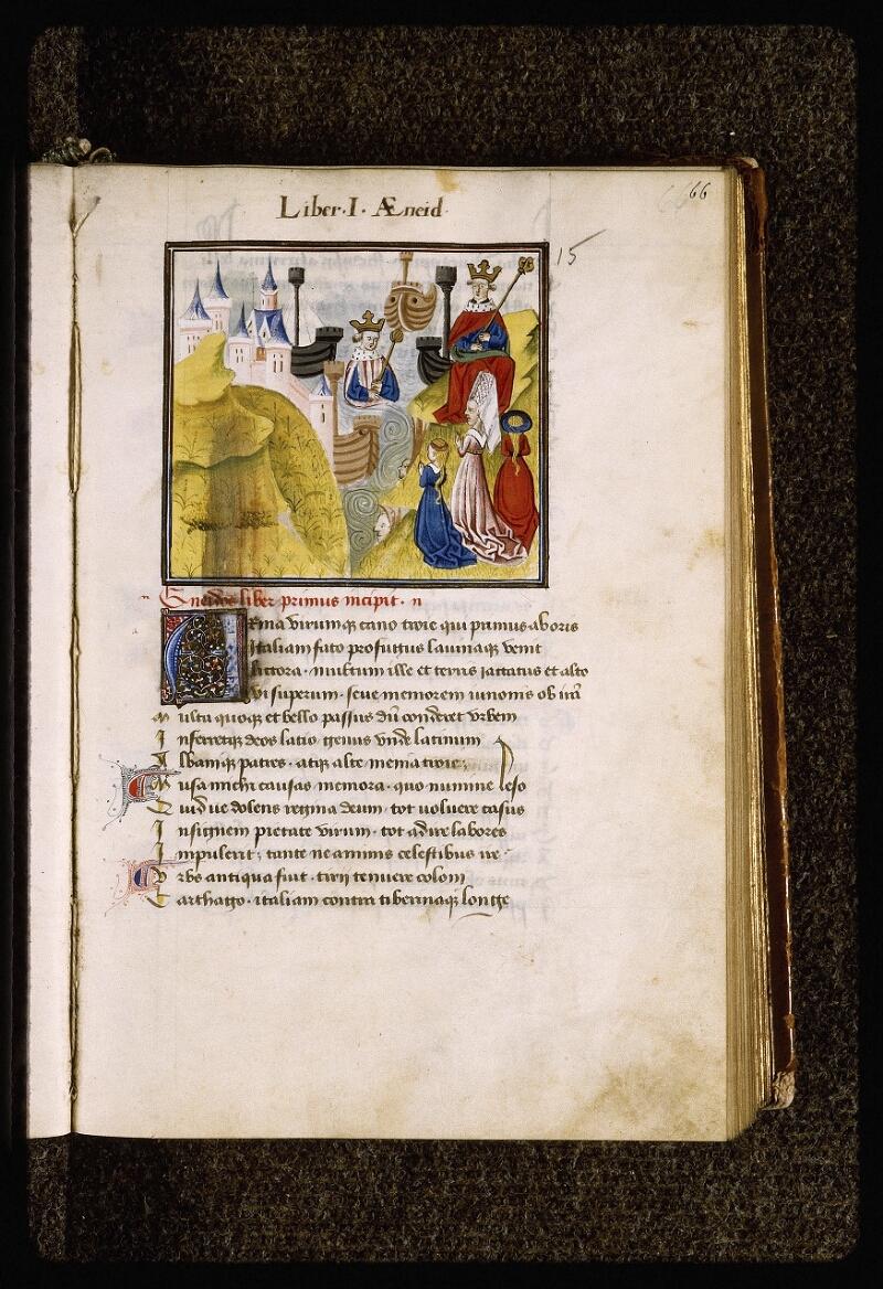 Lyon, Bibl. mun., ms. Palais des Arts 027, f. 066 - vue 1
