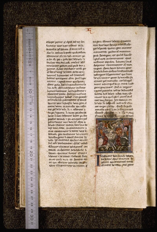 Lyon, Bibl. mun., ms. Palais des Arts 029, f. 007v - vue 1