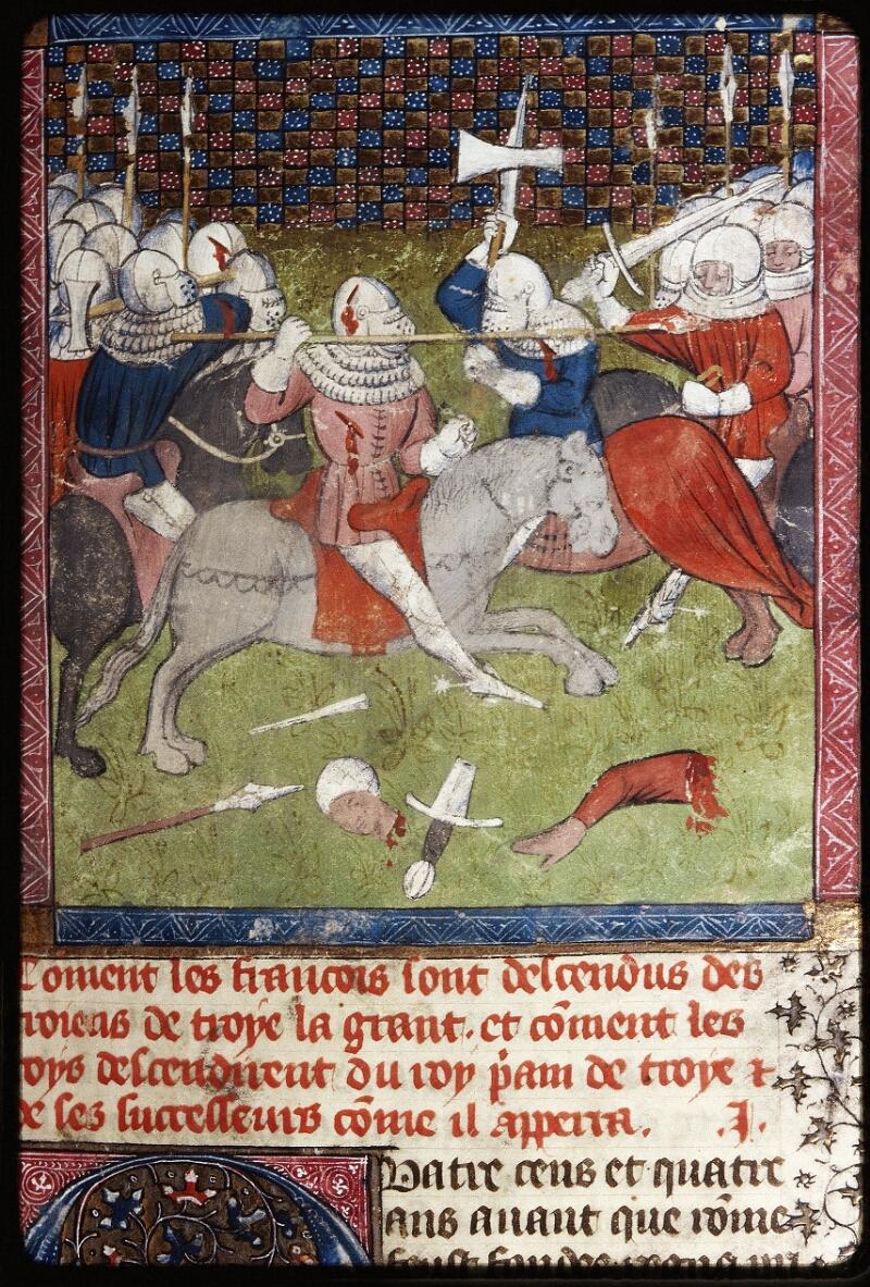 Lyon, Bibl. mun., ms. Palais des Arts 030, f. 003 - vue 4