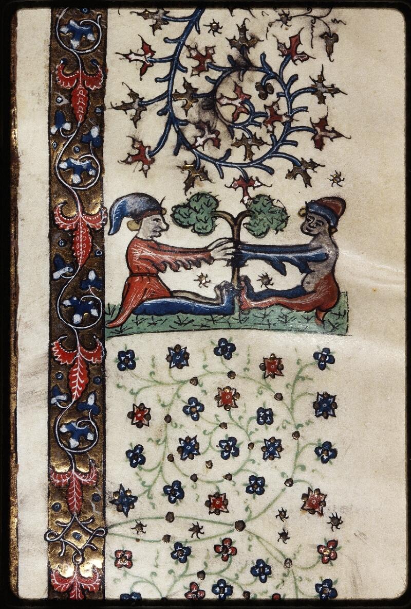 Lyon, Bibl. mun., ms. Palais des Arts 030, f. 003 - vue 7