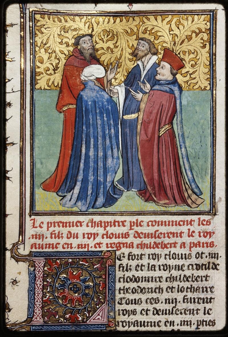 Lyon, Bibl. mun., ms. Palais des Arts 030, f. 014v - vue 2