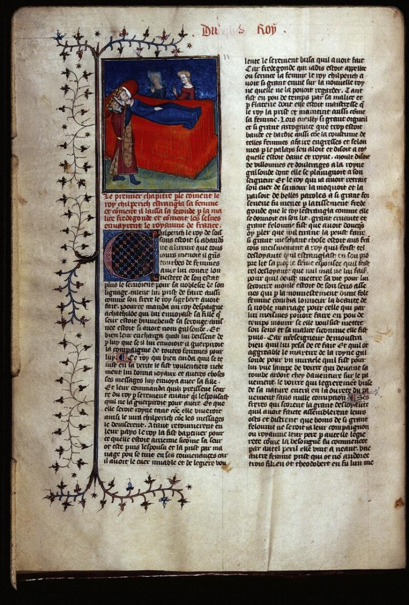 Lyon, Bibl. mun., ms. Palais des Arts 030, f. 029v - vue 1