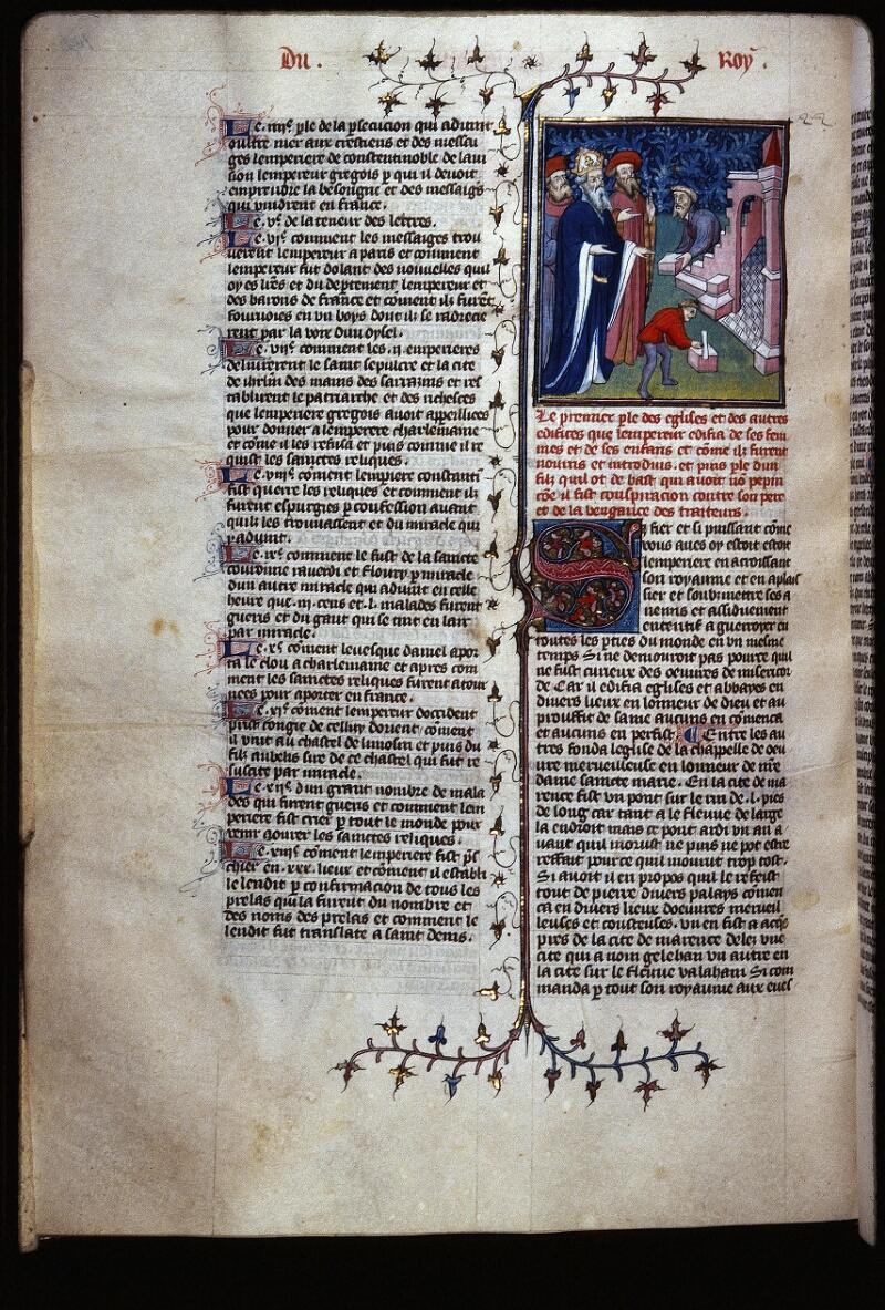 Lyon, Bibl. mun., ms. Palais des Arts 030, f. 101v - vue 1