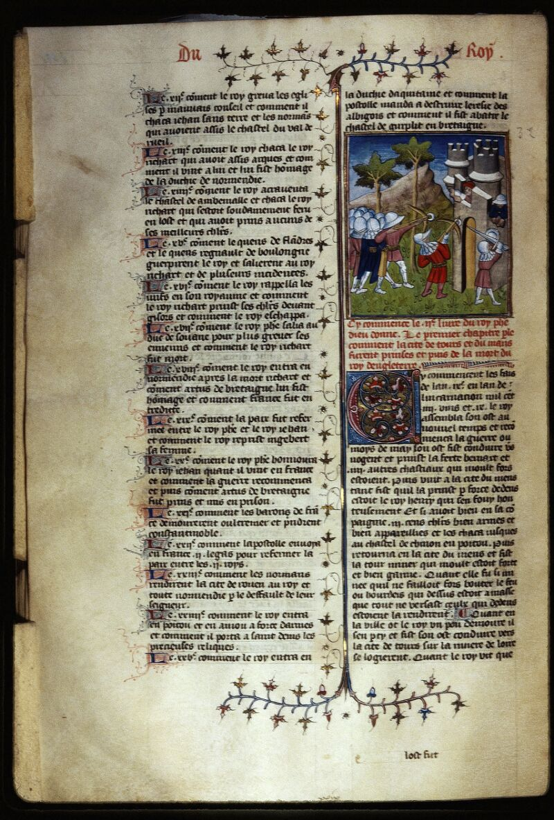 Lyon, Bibl. mun., ms. Palais des Arts 030, f. 235v - vue 1