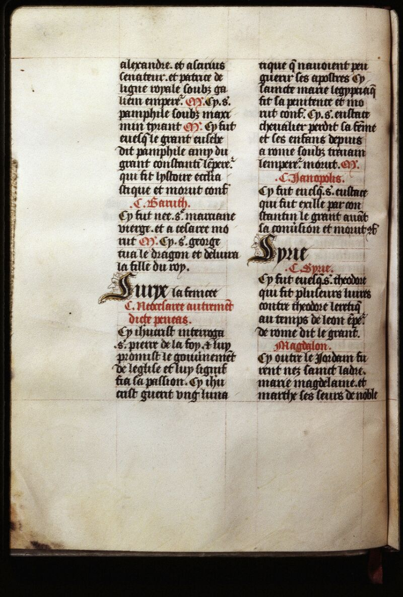 Lyon, Bibl. mun., ms. Palais des Arts 032, f. 009v