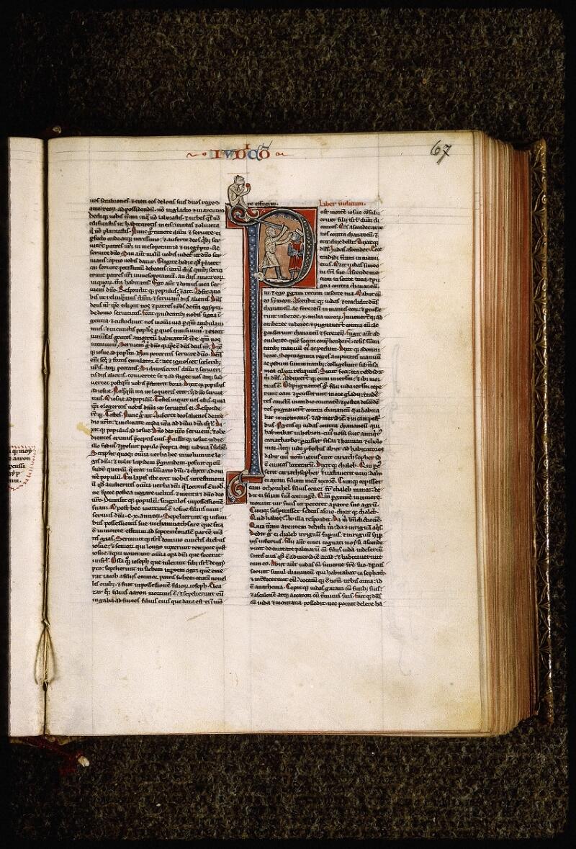 Lyon, Bibl. mun., ms. Palais des Arts 035, f. 067 - vue 1