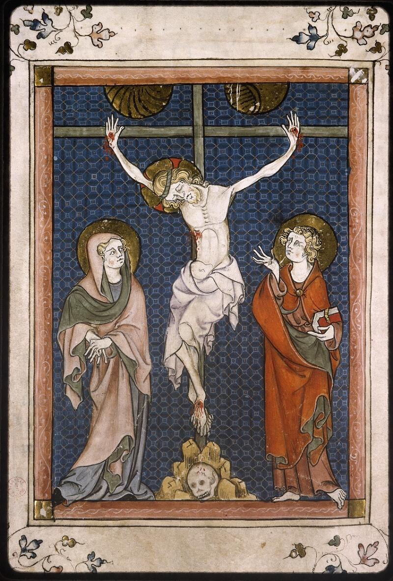 Lyon, Bibl. mun., ms. Palais des Arts 037, f. 127v - vue 1