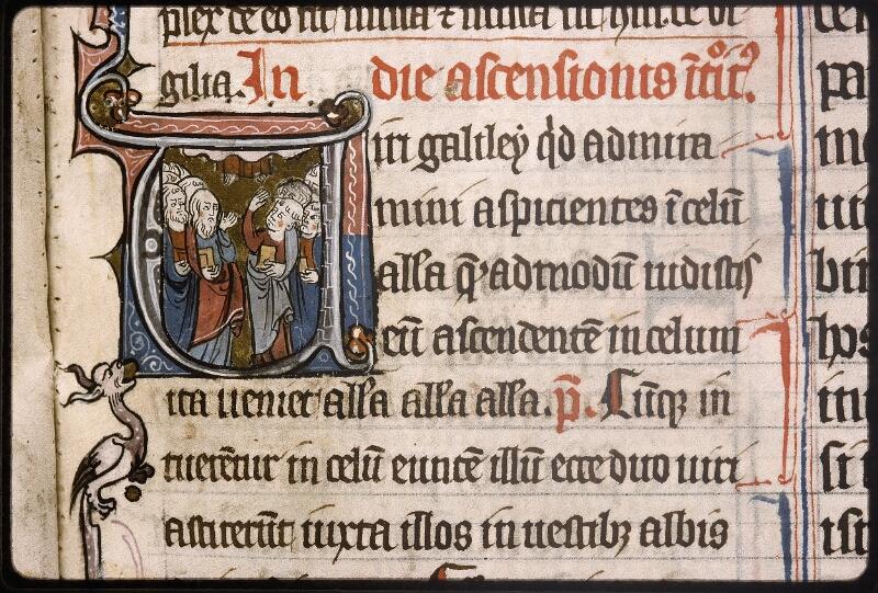 Lyon, Bibl. mun., ms. Palais des Arts 037, f. 148 - vue 2