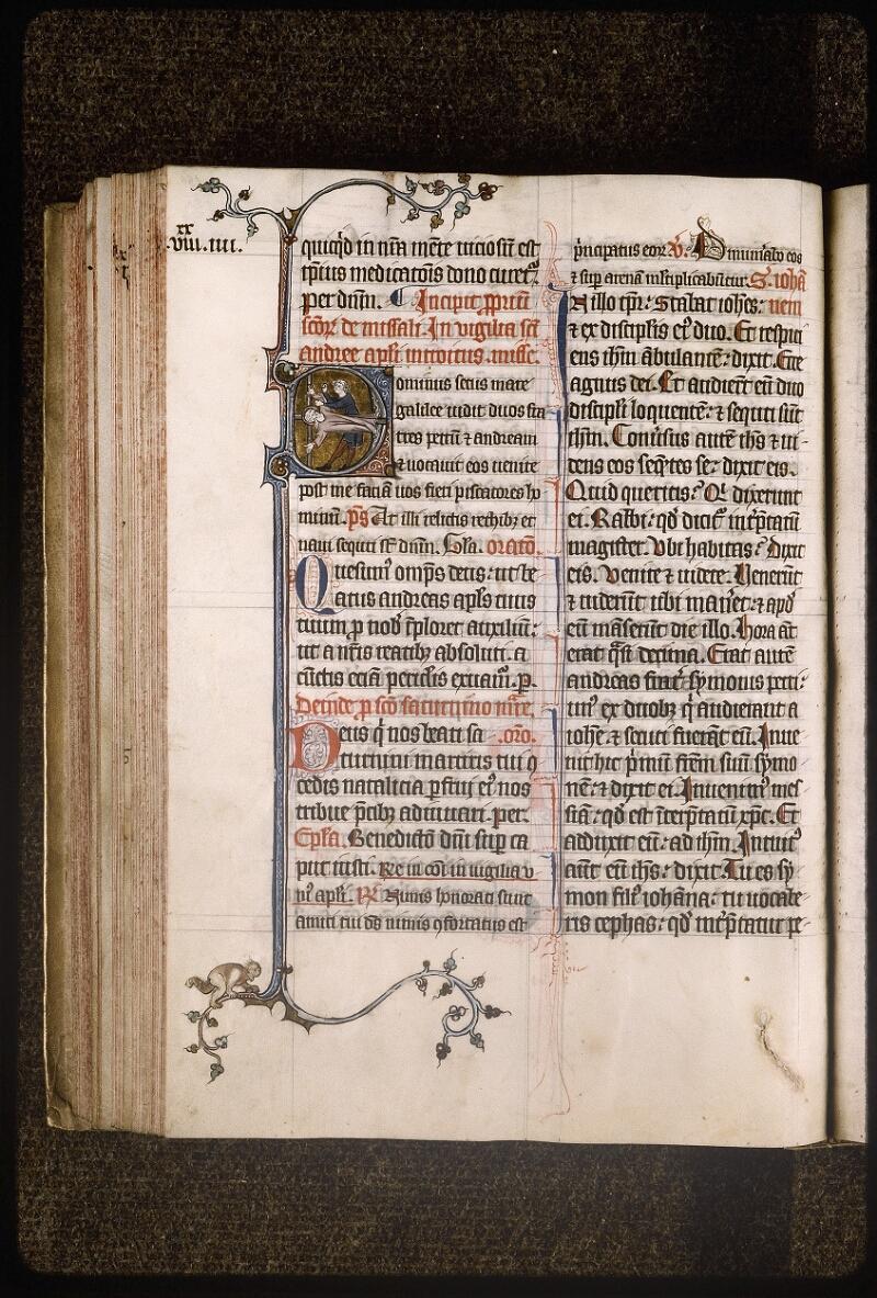 Lyon, Bibl. mun., ms. Palais des Arts 037, f. 180v - vue 1