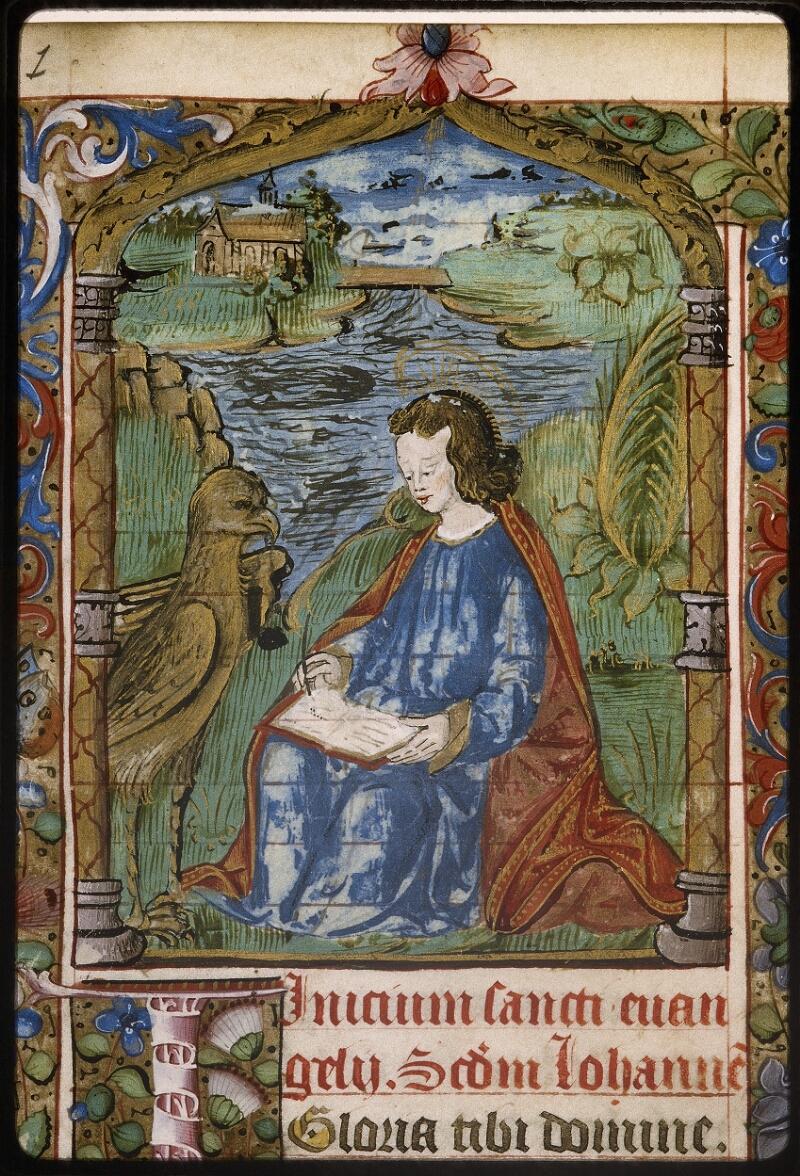 Lyon, Bibl. mun., ms. Palais des Arts 038, f. 015 - vue 3