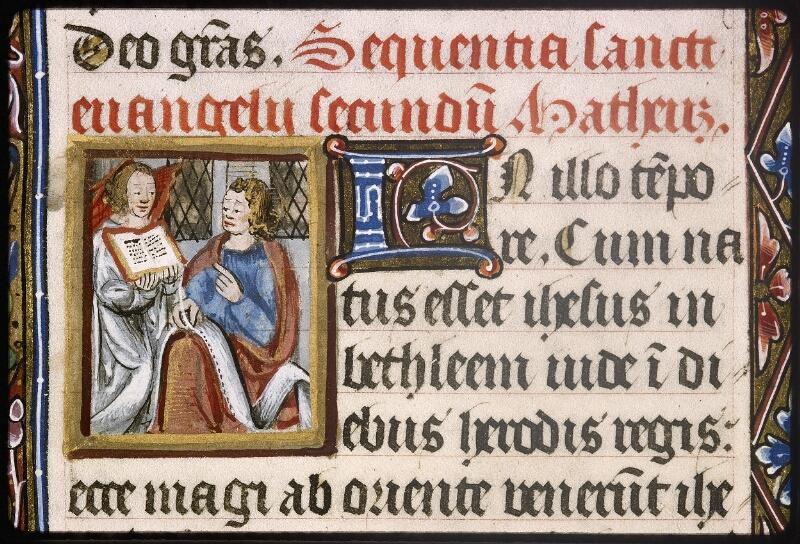 Lyon, Bibl. mun., ms. Palais des Arts 038, f. 018 - vue 2