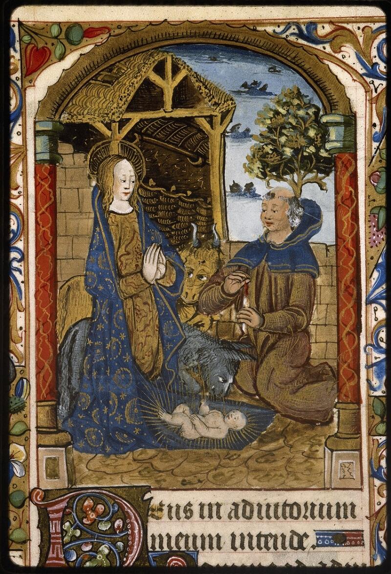Lyon, Bibl. mun., ms. Palais des Arts 038, f. 041v - vue 2