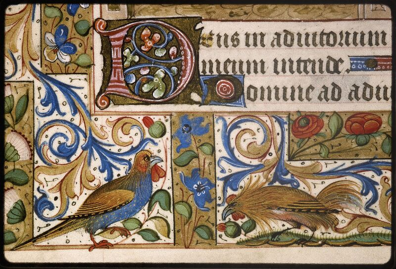 Lyon, Bibl. mun., ms. Palais des Arts 038, f. 041v - vue 3