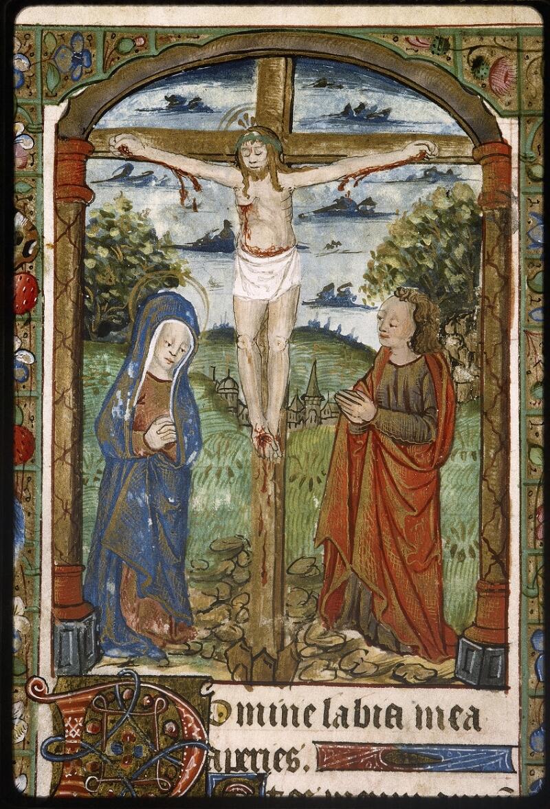 Lyon, Bibl. mun., ms. Palais des Arts 038, f. 064v - vue 2