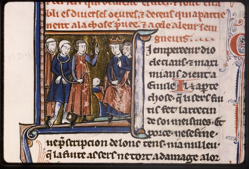 Lyon, Bibl. mun., ms. Palais des Arts 043, f. 151v - vue 2