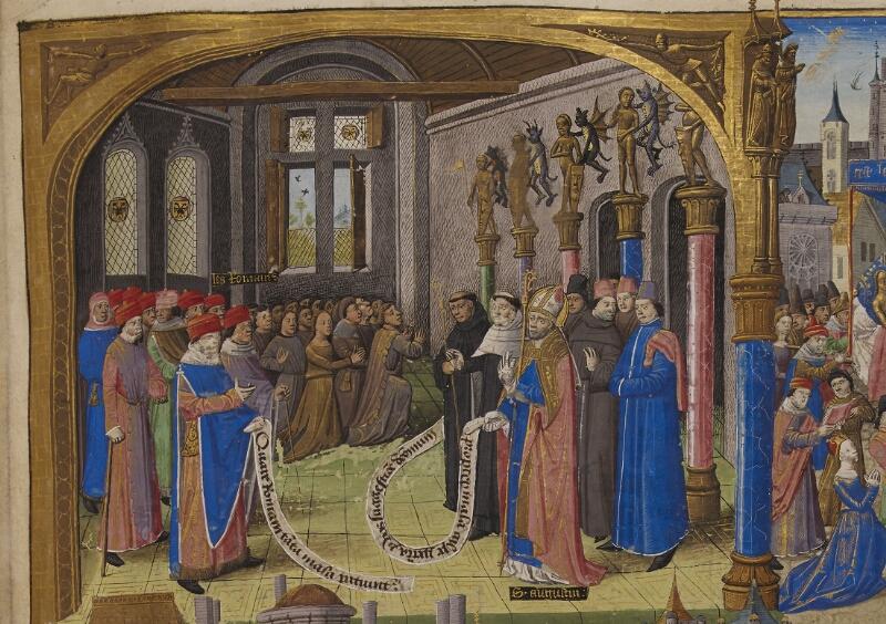 Mâcon, Bibl. mun., ms. 0001, f. 033 - vue 2