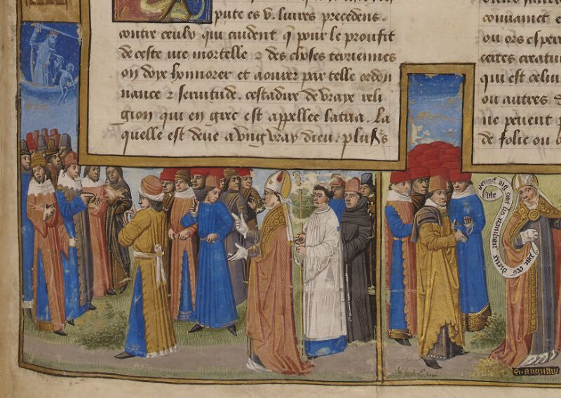 Mâcon, Bibl. mun., ms. 0001, f. 211 - vue 5