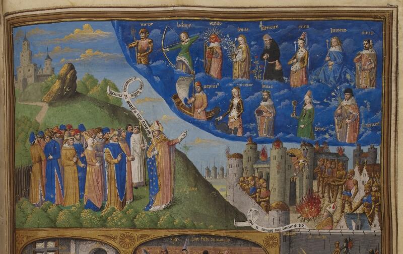 Mâcon, Bibl. mun., ms. 0001, f. 231 - vue 2