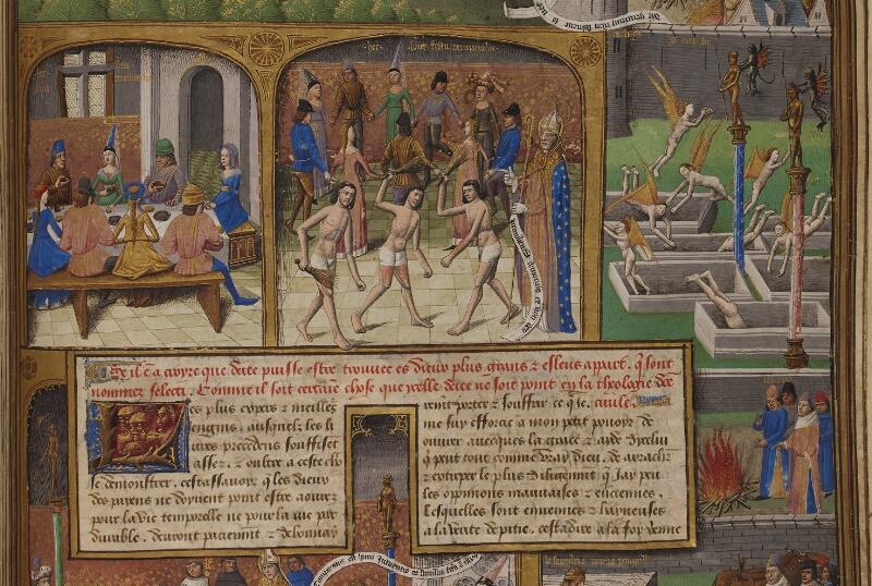 Mâcon, Bibl. mun., ms. 0001, f. 231 - vue 4