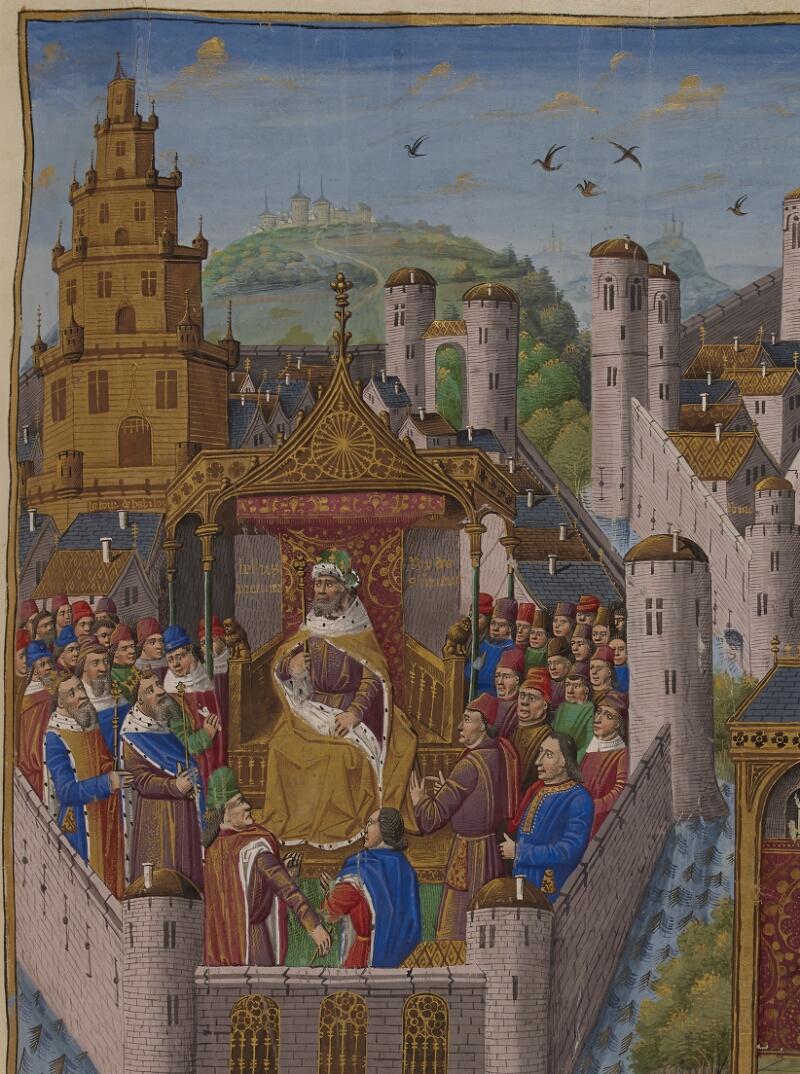 Mâcon, Bibl. mun., ms. 0002, f. 151 - vue 2