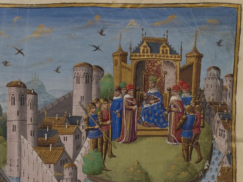 Mâcon, Bibl. mun., ms. 0002, f. 151 - vue 3