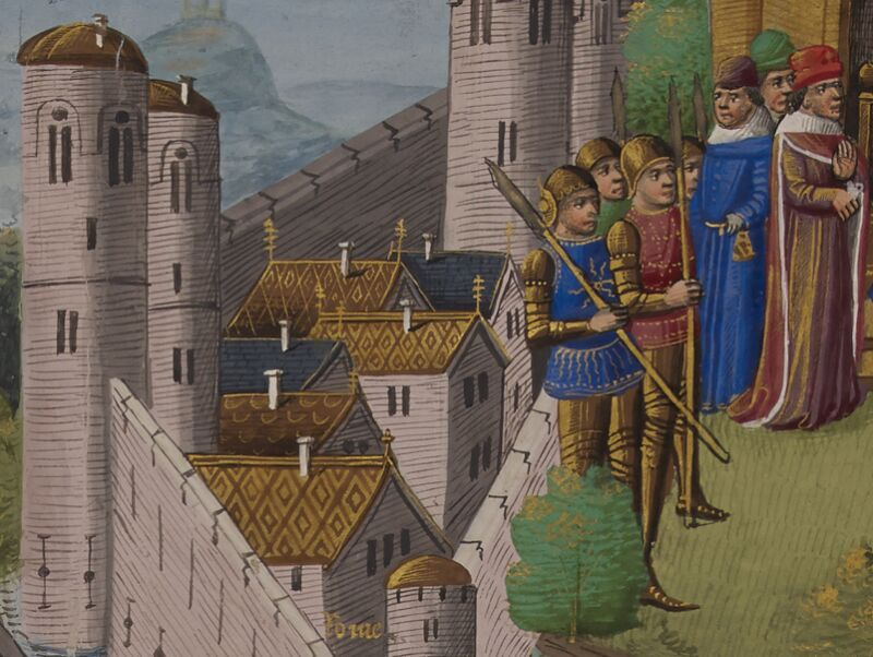 Mâcon, Bibl. mun., ms. 0002, f. 151 - vue 4