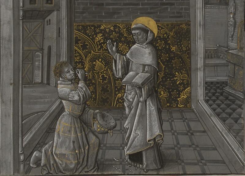 Mâcon, Bibl. mun., ms. 0003, f. 127v - vue 1