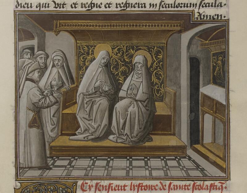 Mâcon, Bibl. mun., ms. 0003, f. 145 - vue 2