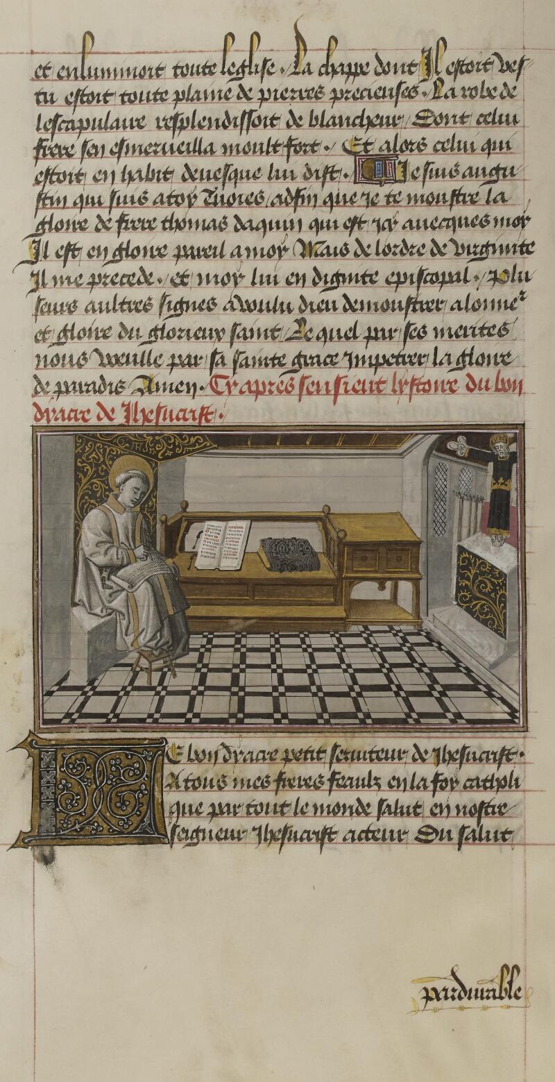 Mâcon, Bibl. mun., ms. 0003, f. 219v - vue 1