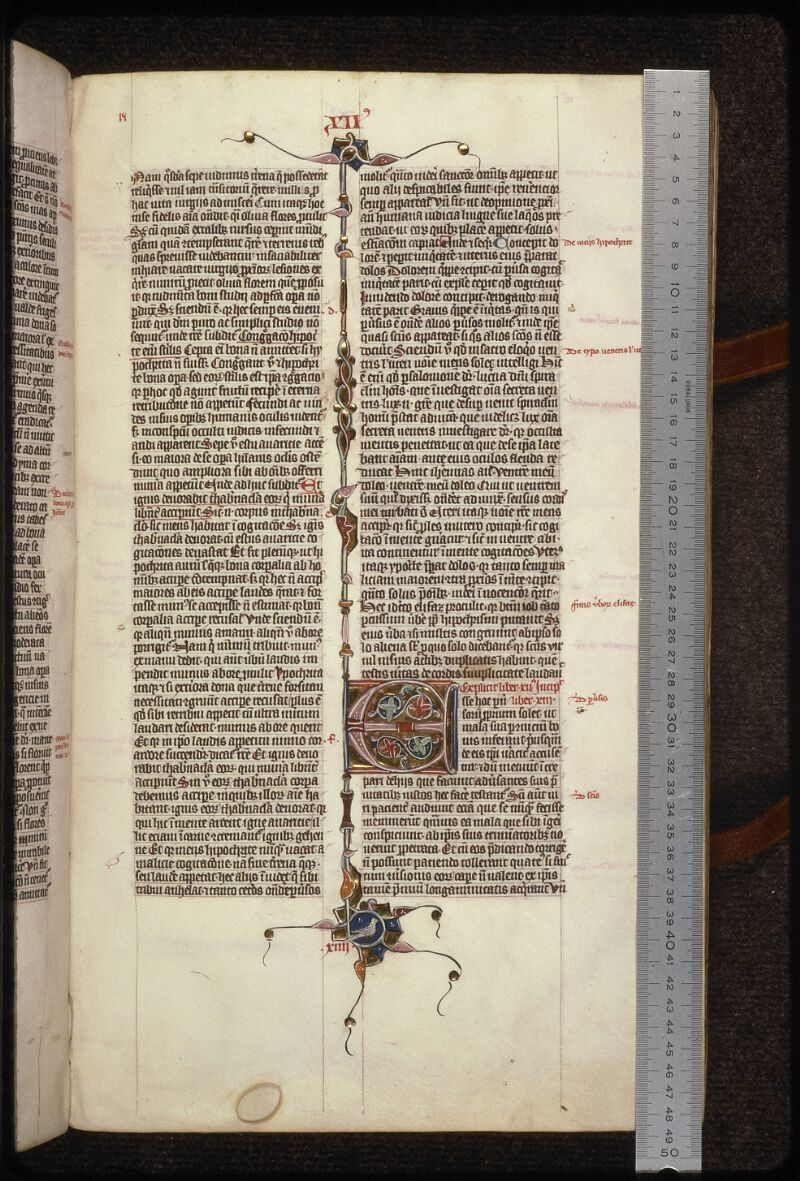 Prague, Musée nat., Bibl., XII. A. 14, f. 015 - vue 1