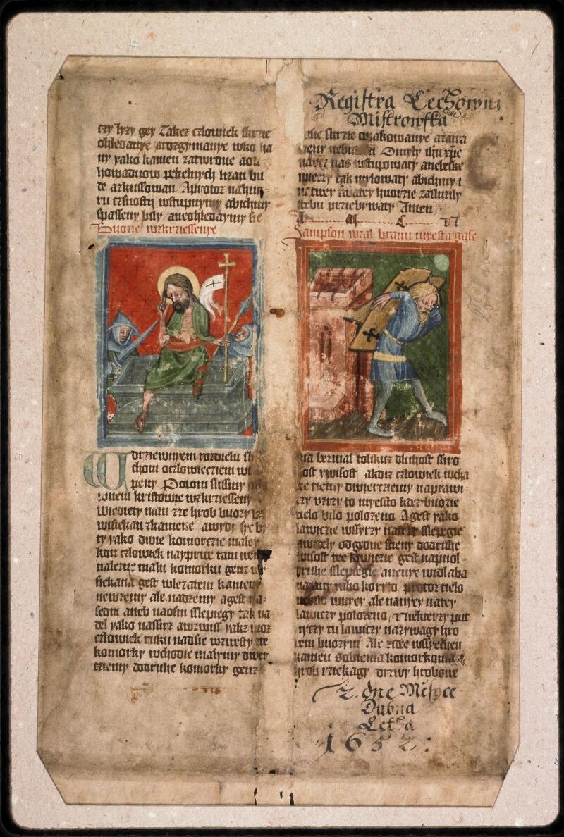 Prague, Musée nat., Bibl., 1. A. c. 075, 3 - vue 2