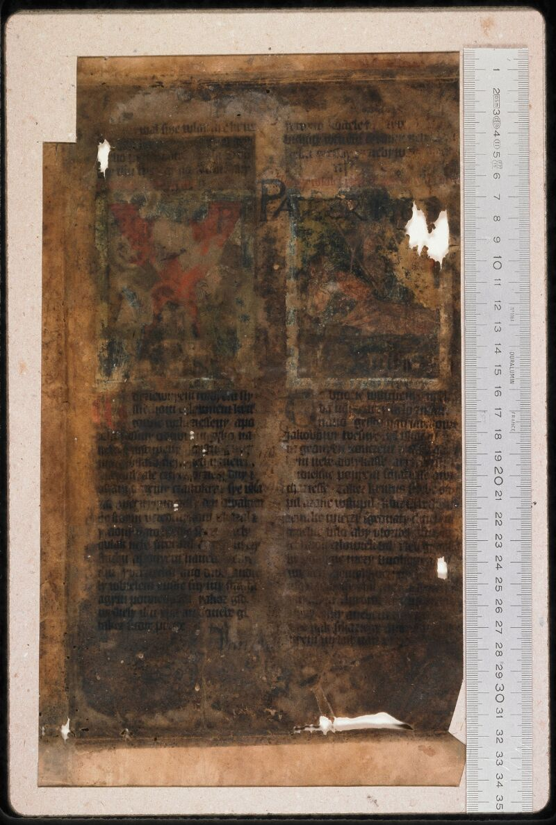 Prague, Musée nat., Bibl., 1. A. c. 075, 5 - vue 1