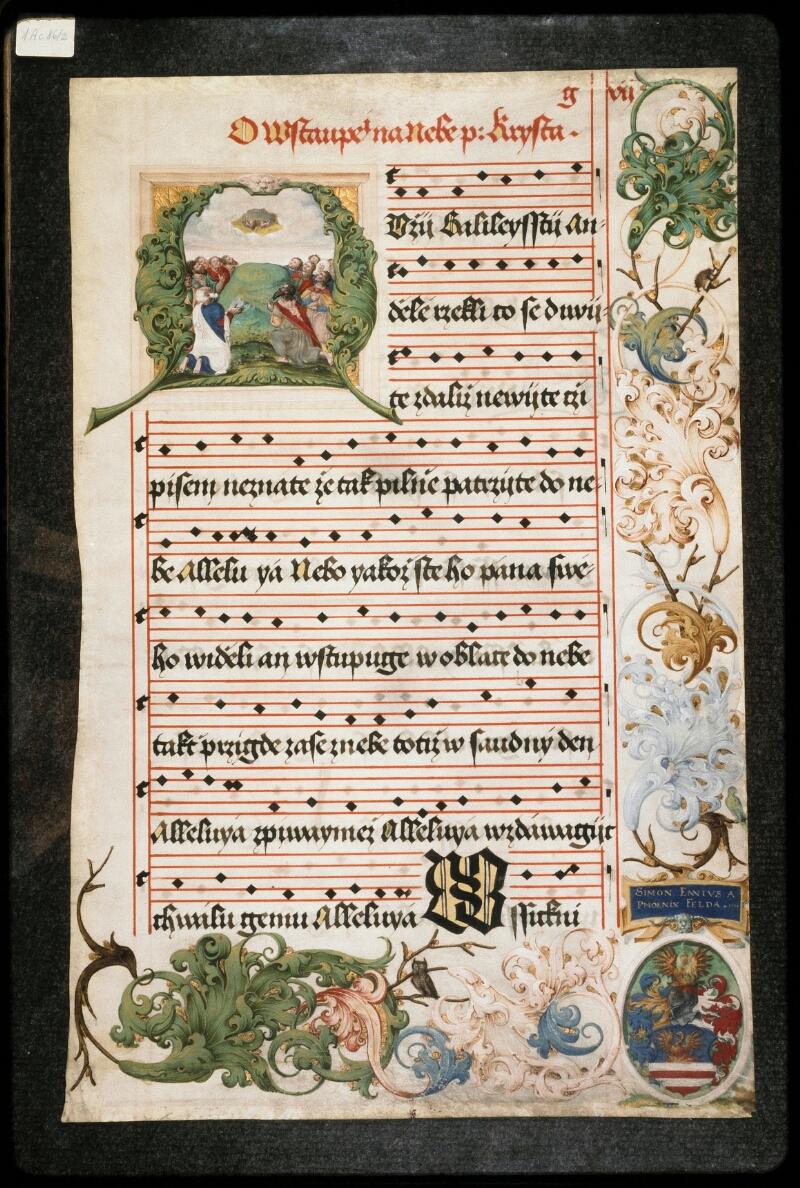 Prague, Musée nat., Bibl., 1. A. c. 086, 2 - vue 2