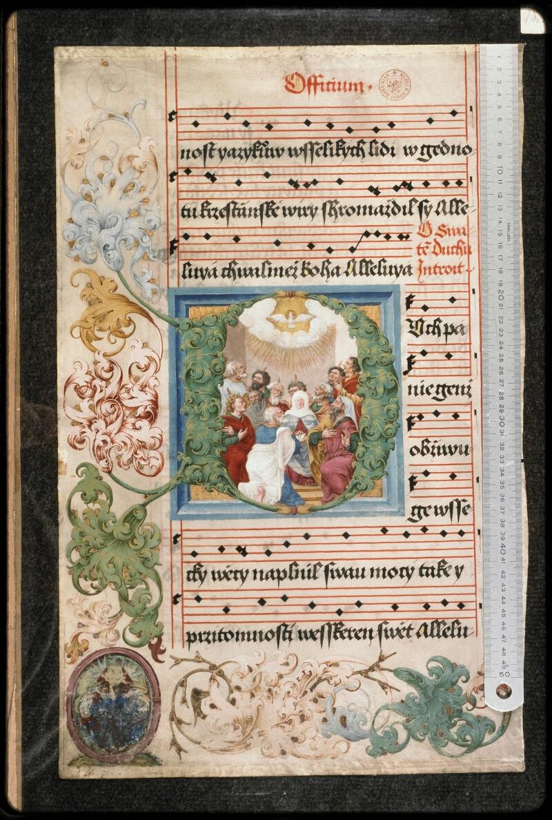 Prague, Musée nat., Bibl., 1. A. c. 086, 3 - vue 1