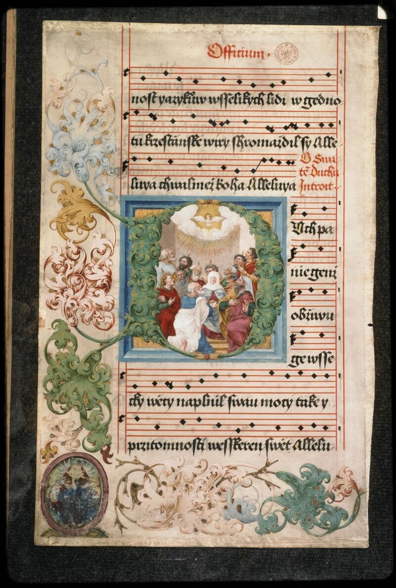Prague, Musée nat., Bibl., 1. A. c. 086, 3 - vue 2