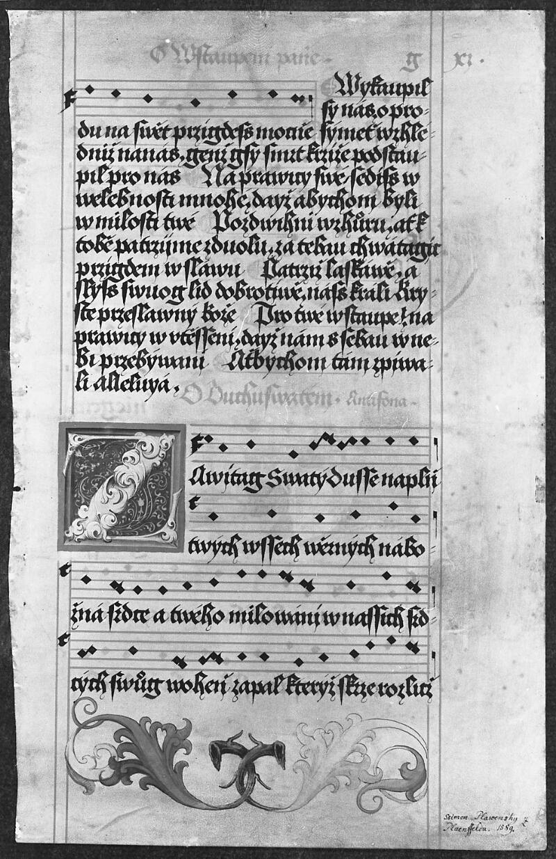 Prague, Musée nat., Bibl., 1. A. c. 086, 3 - vue 5