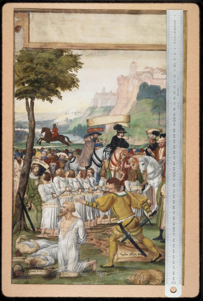 Prague, Musée nat., Bibl., 1. A. c. 109, 1 - vue 1