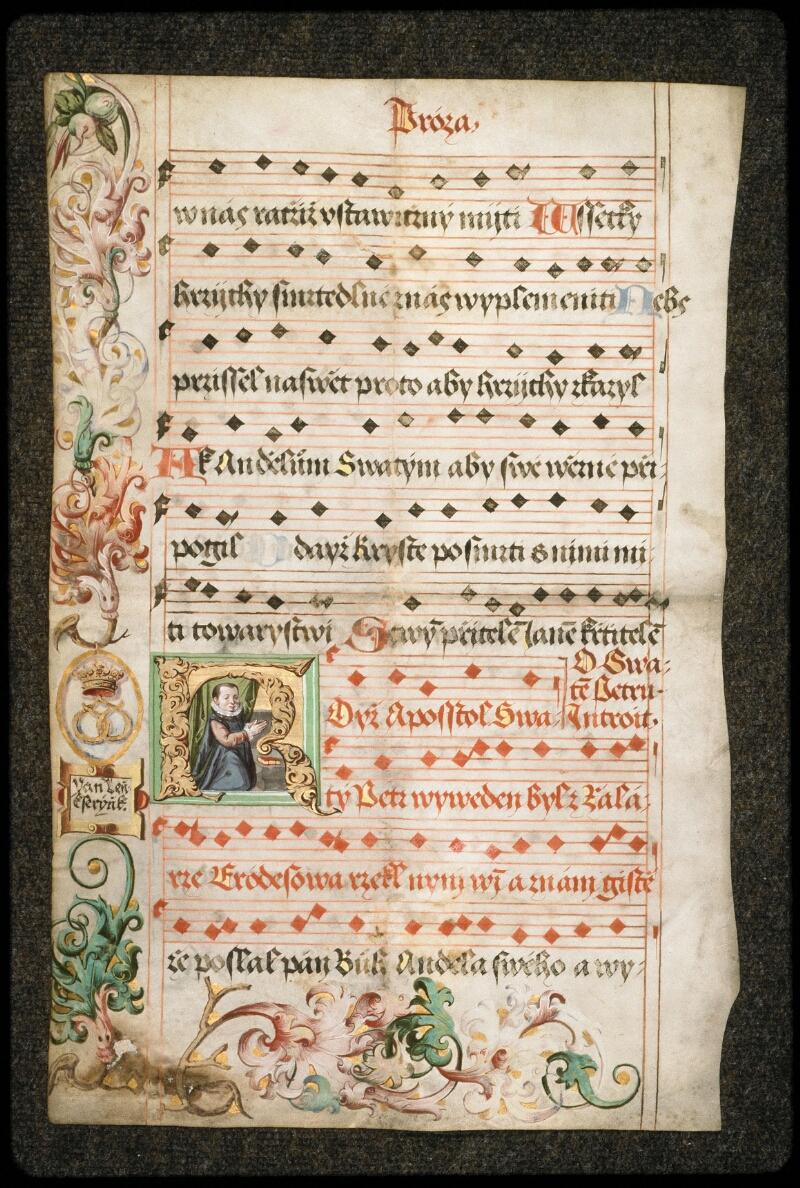 Prague, Musée nat., Bibl., 1. A. e. 112, 1 - vue 2